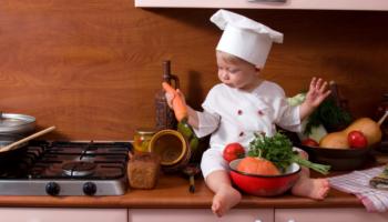 Amerikanische Hochwertige Tiefkühlkost für Kinder
