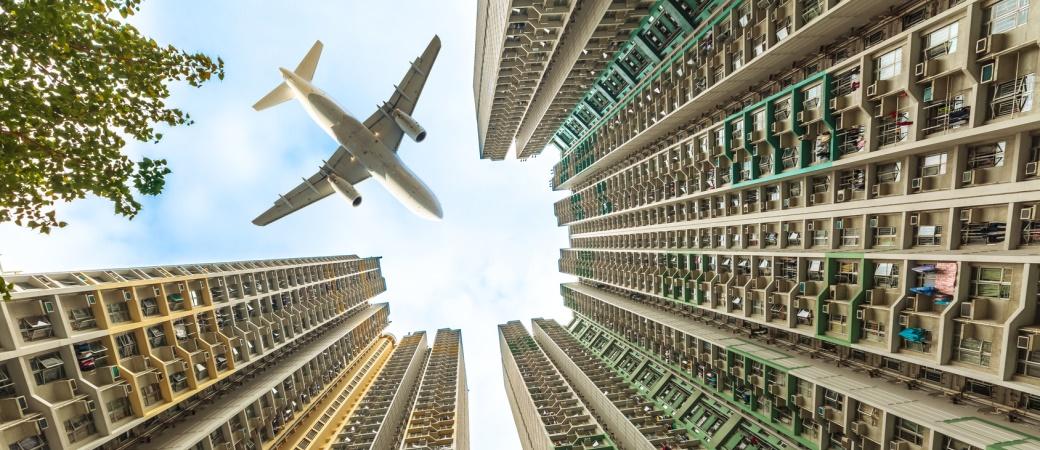 Upcycling von Flugzeugteilen
