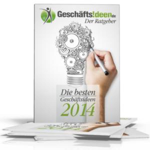 Geschäftsideen.de Ratgeber - die besten Geschäftsideen 2014