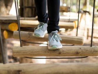 Neuen Häkeln Sie Nike inspirierte Tiffany Babyschuhe mit